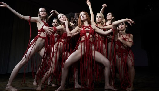 Suspiria Blu-Ray Release Date/Features Announced