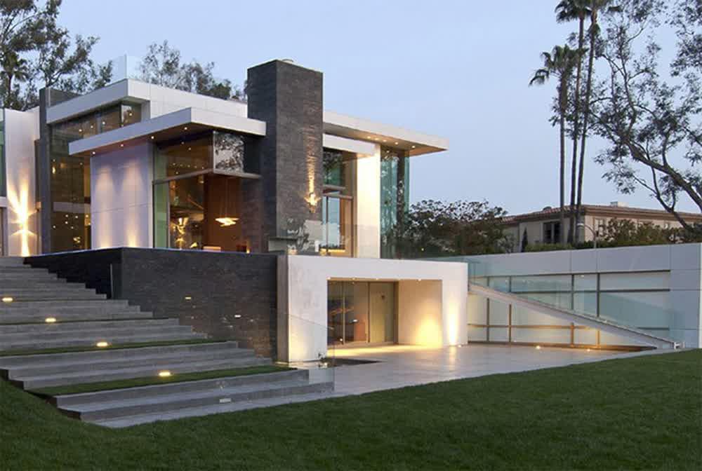 Modern House Design Concept