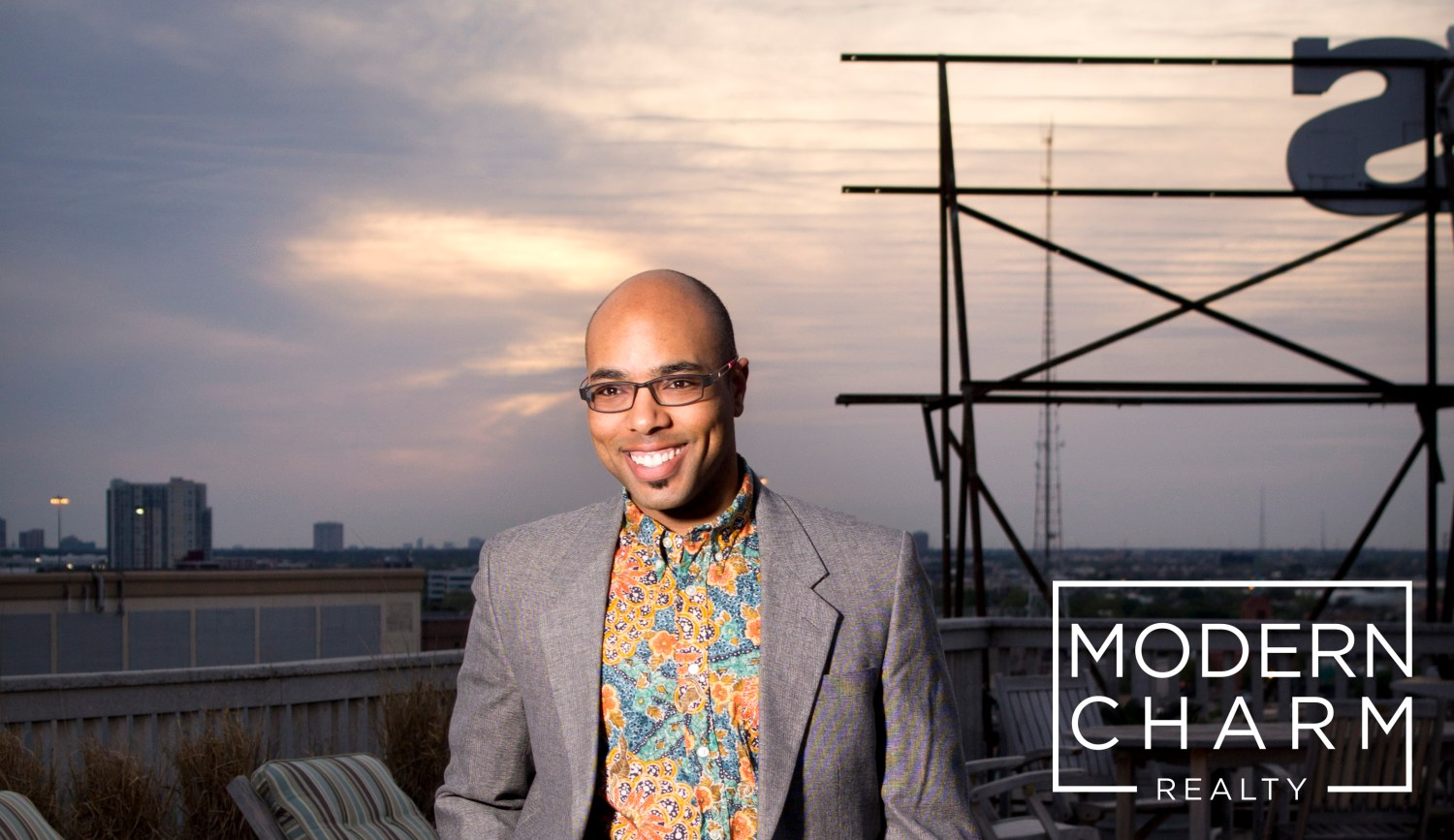 Aaron Courtland joins Modern Charm Realty Team!