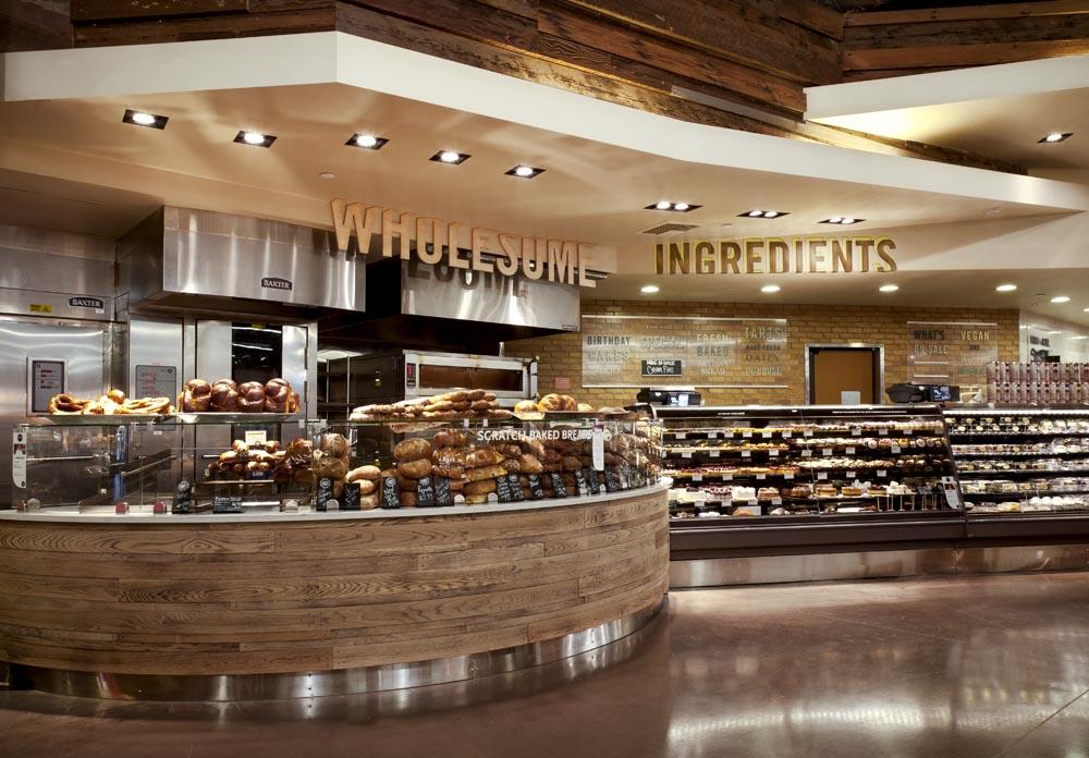 Modern Supermarket Design MODERNi