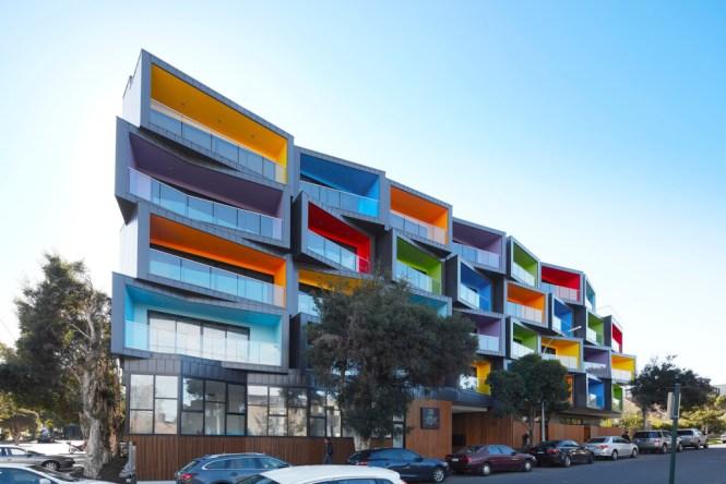 Spectrum Apartments Kavellaris Urban
