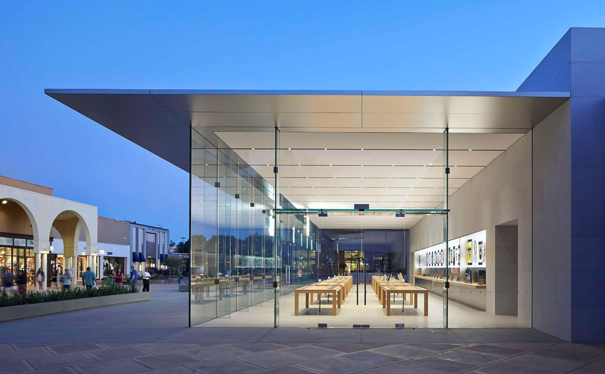 apple store stanford bohlin