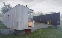 Modern Parapet Wall Design