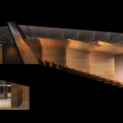 Devon Auditorium Pickard Chilton