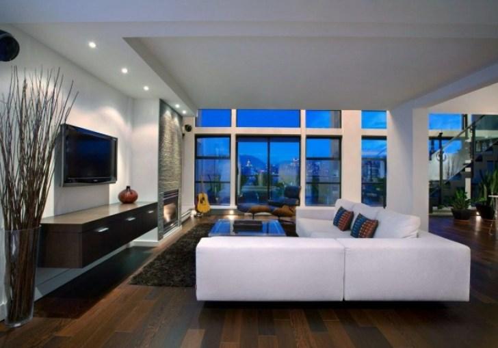 Modern Living Room Colors Brown