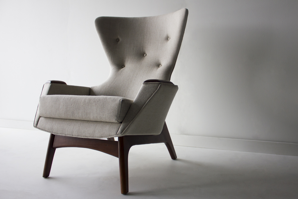 Adrian Pearsall Lounge Chair for Craft Associates Inc