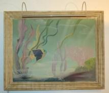 Earl Lapan American Art Deco Oil Painting Modernism