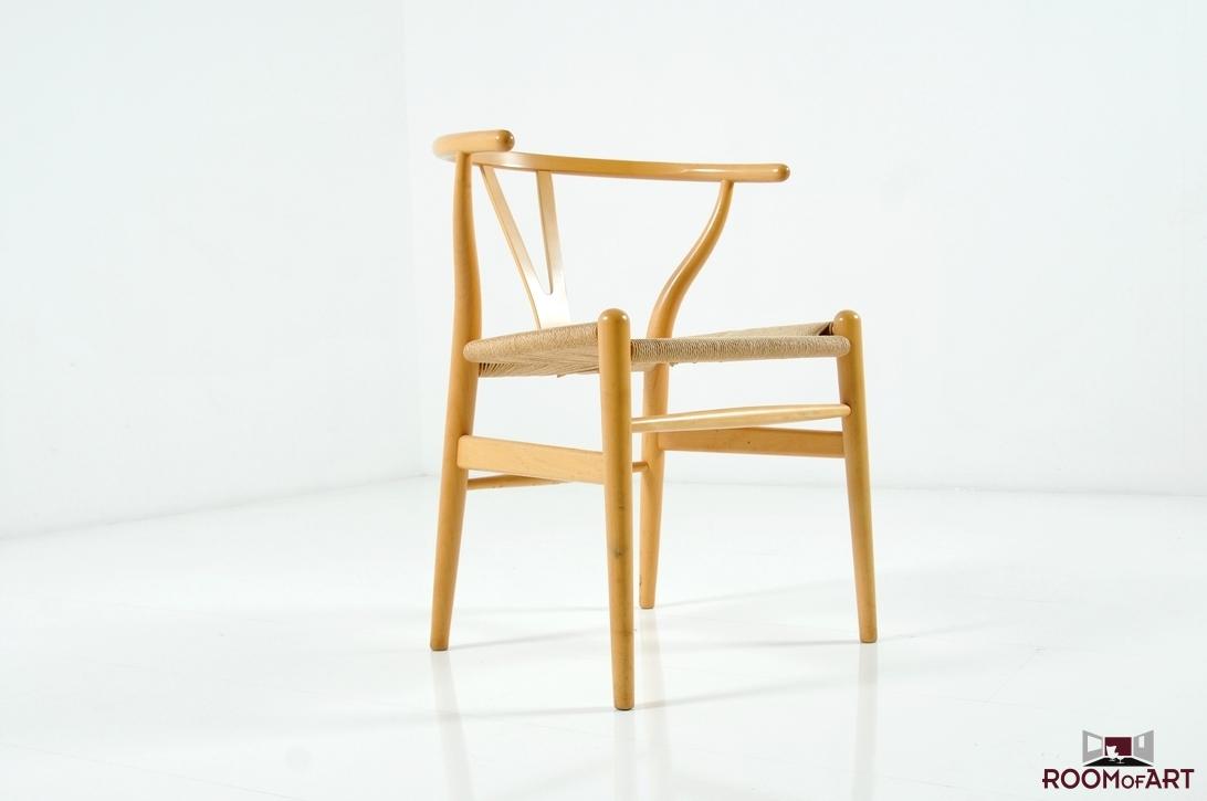 A Hans Wegner Wishbone Chair