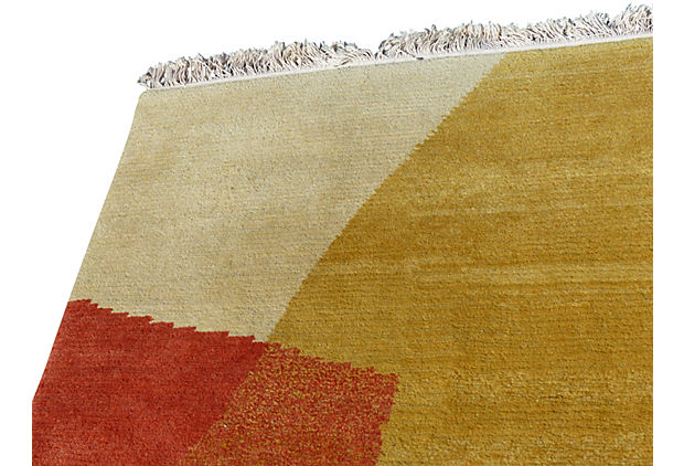 Handmade Rug From The Stephanie Odegard Collection  Modernism