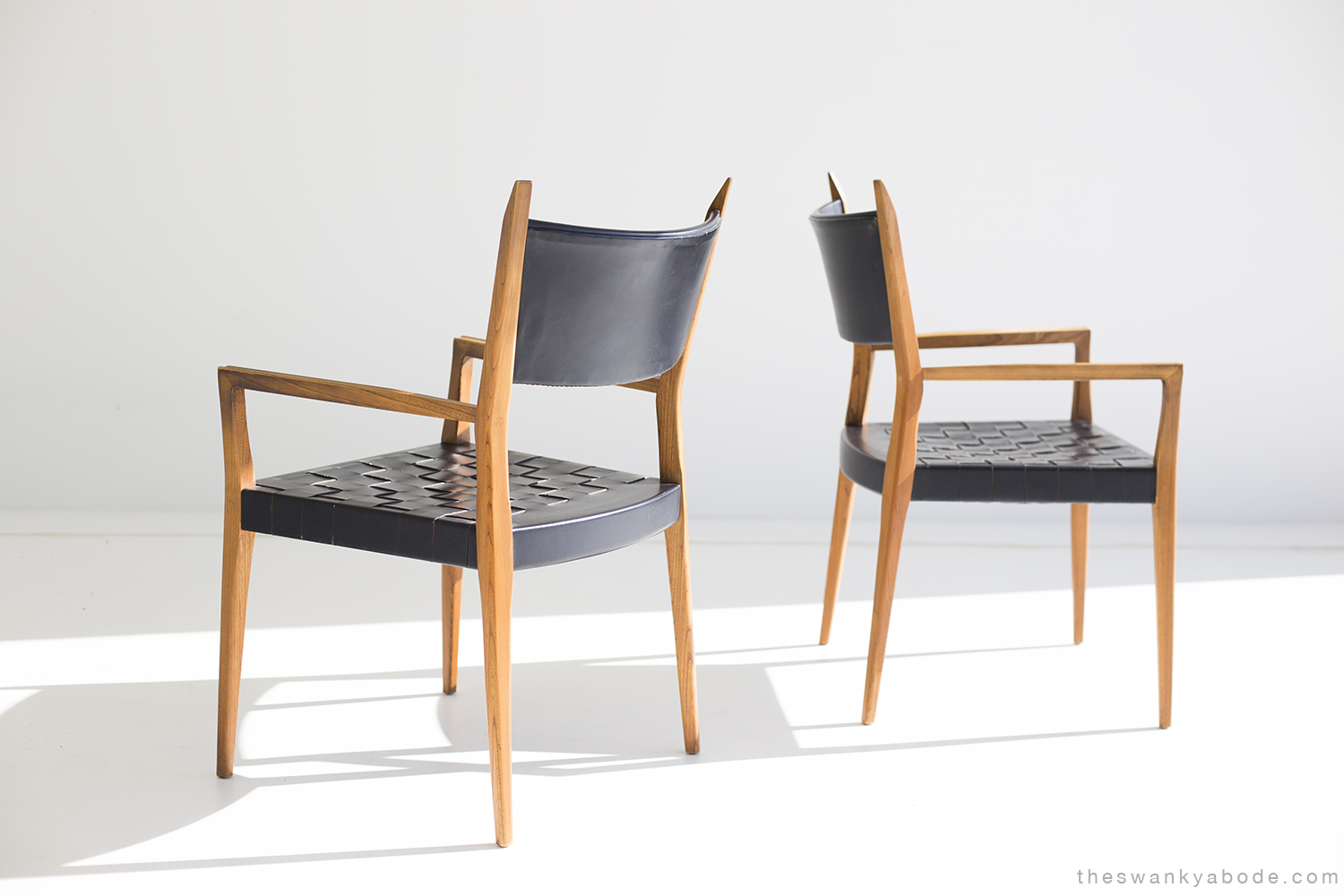 Paul Mccobb Chairs Paul Mccobb Dining Chairs For Calvin Modernism