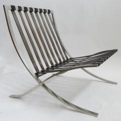 Barcelona Chair Used Wheel Chairs For Sale Three Mies Van Der Rohe Modernism