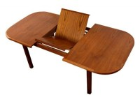Butterfly Leaf Teak Table | Modernism