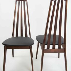 Dining Chair Sets Of 4 French Chairs Brisbane Adrian Pearsall For Craft Associates Walnut | Modernism