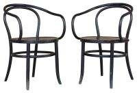 Pair Of Thonet Bentwood Cafe Chairs | Modernism
