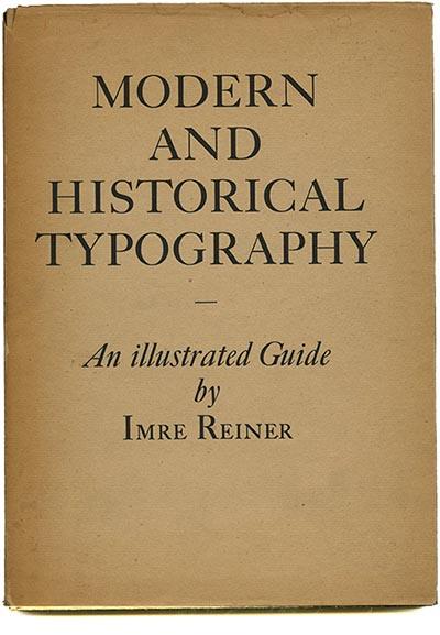 Modernism101com  Reiner Imre MODERN AND HISTORICAL