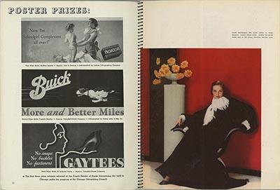 Modernism101com  ADVERTISING ARTS November 1933 Frederick C Kendall Editor Bobri