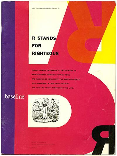 Modernism101com  BASELINE 11 London Esselte Letraset