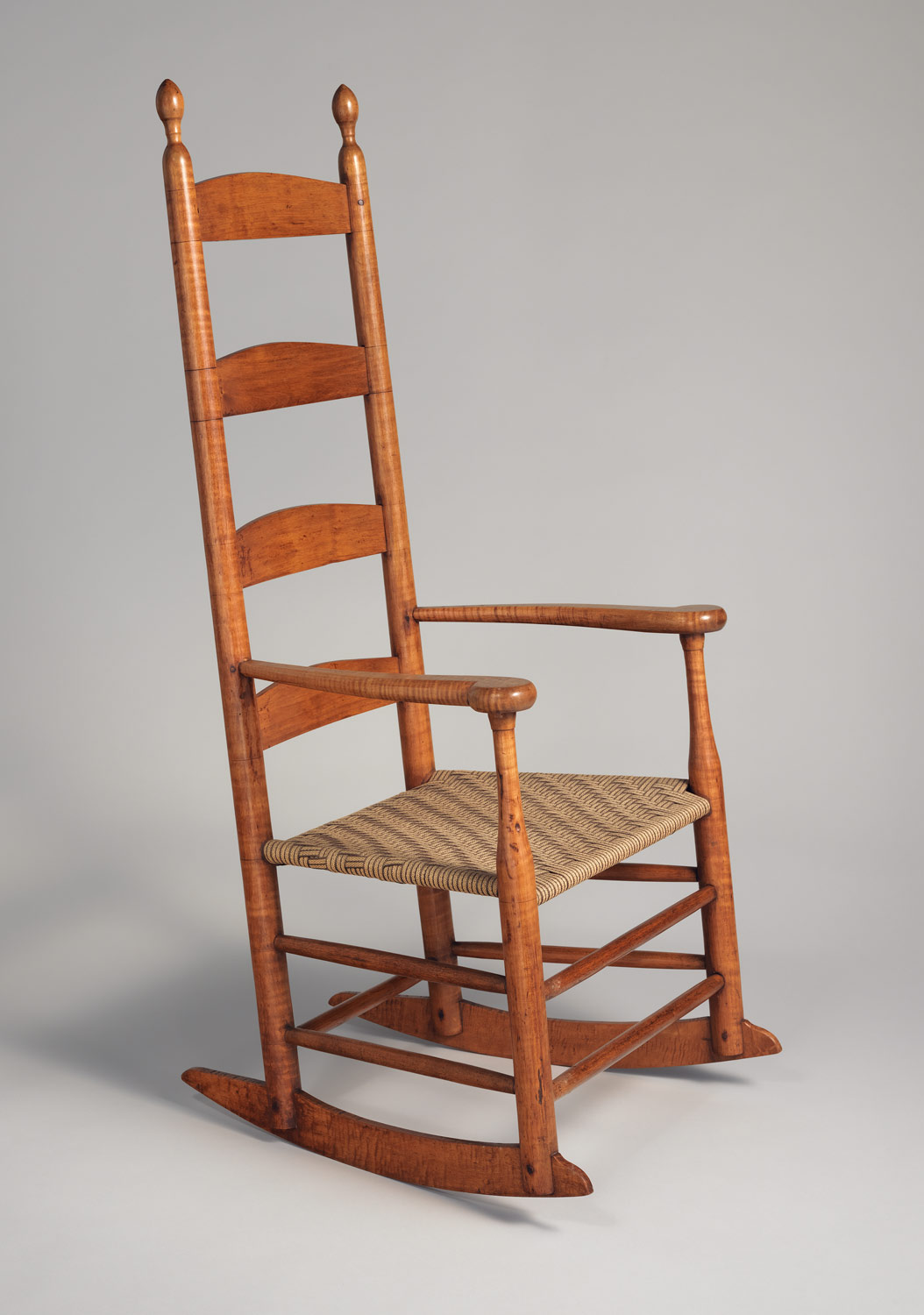 2 rocking chairs instrumental chair design ai the fence and isamu noguchi appalachian spring martha graham clip 4