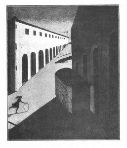 Giorgio di Chirico, Painting. No. 1 (Feb. 1927): 8.