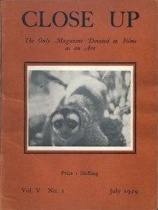 Cover design. 5:1 (July 1929).