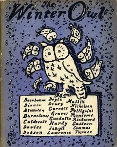 Vincent Brooks, Day & Sons Ltd., cover design. No. 3 (Nov. 1923).