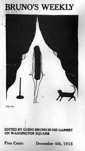 Clara Tice, cover design. 1:20 (4 Dec. 1915).