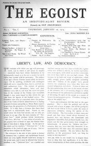 Title page, 1:1 (1 Jan. 1914): 1.