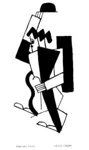 Fernand Leger, Charlie Chaplin. 1:3 (Jan. 1922): 233.