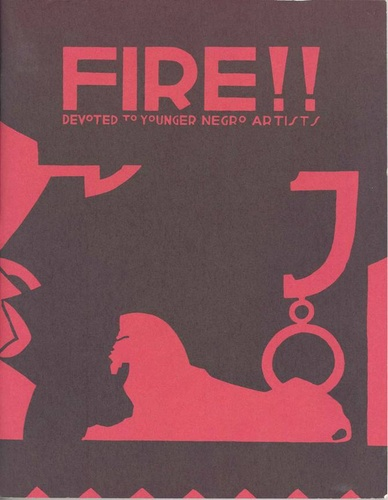 Cover page. Fire!! 1926: 1.1