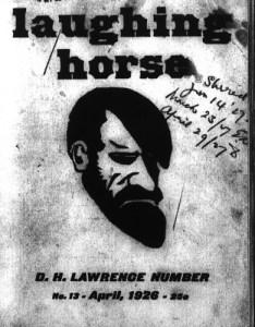 Cover. No. 13 (April 1926).