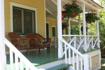 6 ways decorate covered patio
