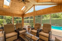 Outdoor Enjoyment Year Round with a Screened-in Porch ...
