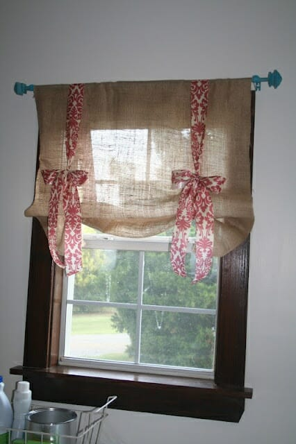 Trend Alert Burlap Curtains Modernize