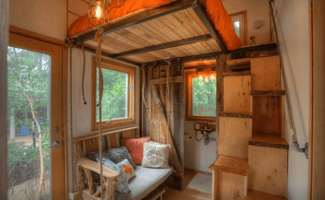 Get A Taste Of Tiny House Life In Austin Through Airbnb