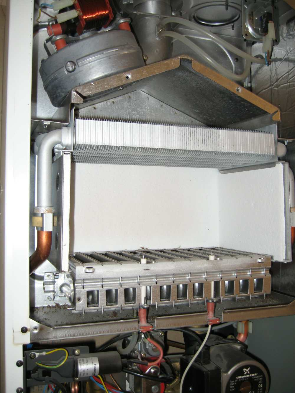 medium resolution of boiler heat exchanger