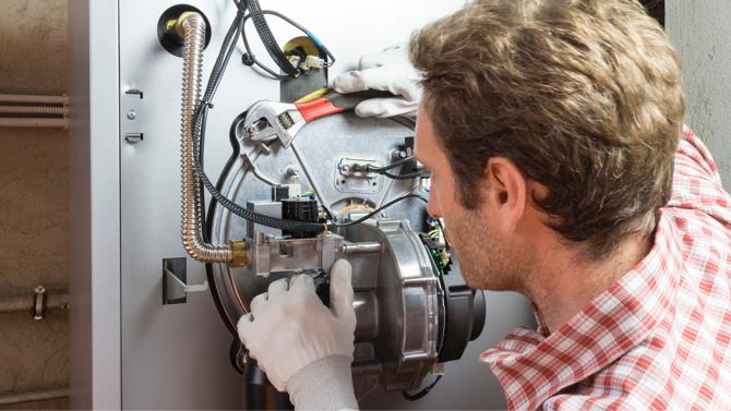 Central Heating & Air Installation