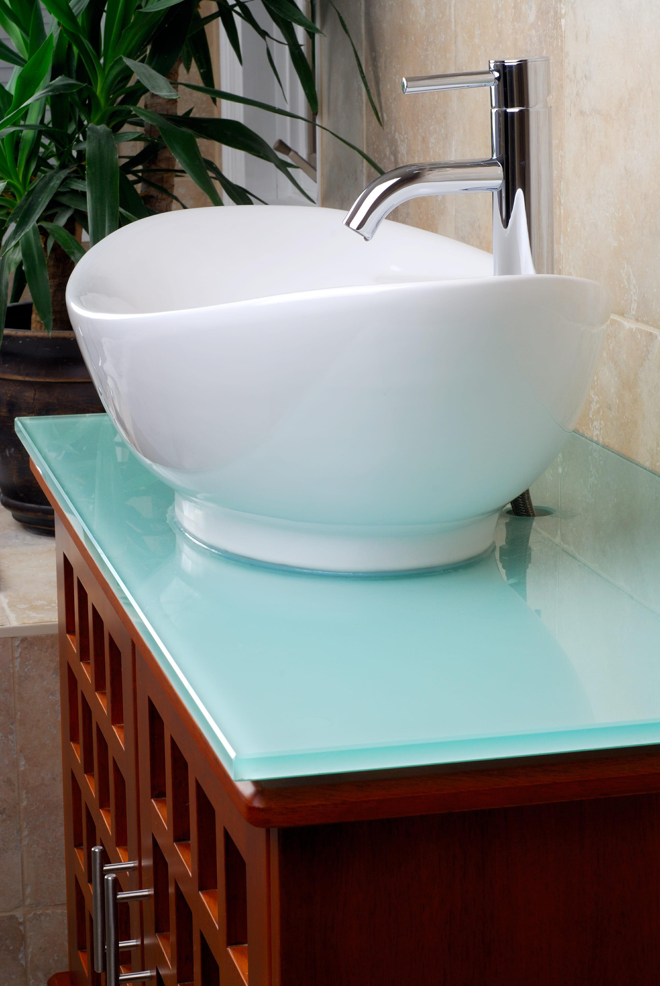 Repurposing Furniture as a Bathroom Sink Vanity  Modernize