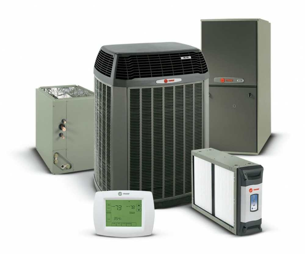medium resolution of trane hvac air conditioners