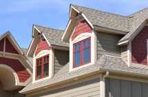 Houses with Dormer Windows