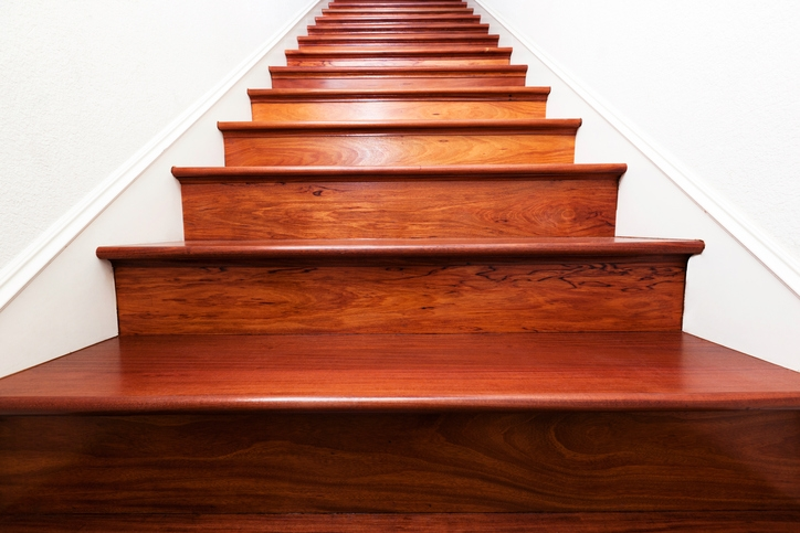4 Easy Diy Ways To Finish Your Basement Stairs Modernize | Cost To Build Stairs To Basement | Spiral Staircase | Deck | Risers | Doors | Stair Treads