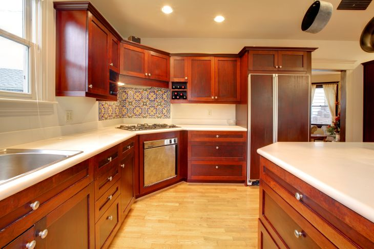 Mahogany kitchen cabinets backgrounds most popular type of cabinets pc hd