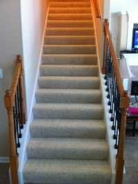 Cost Of Replacing Carpet With Hardwood Floors On Stairs