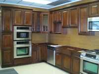 Walnut Kitchen Cabinets - Modernize