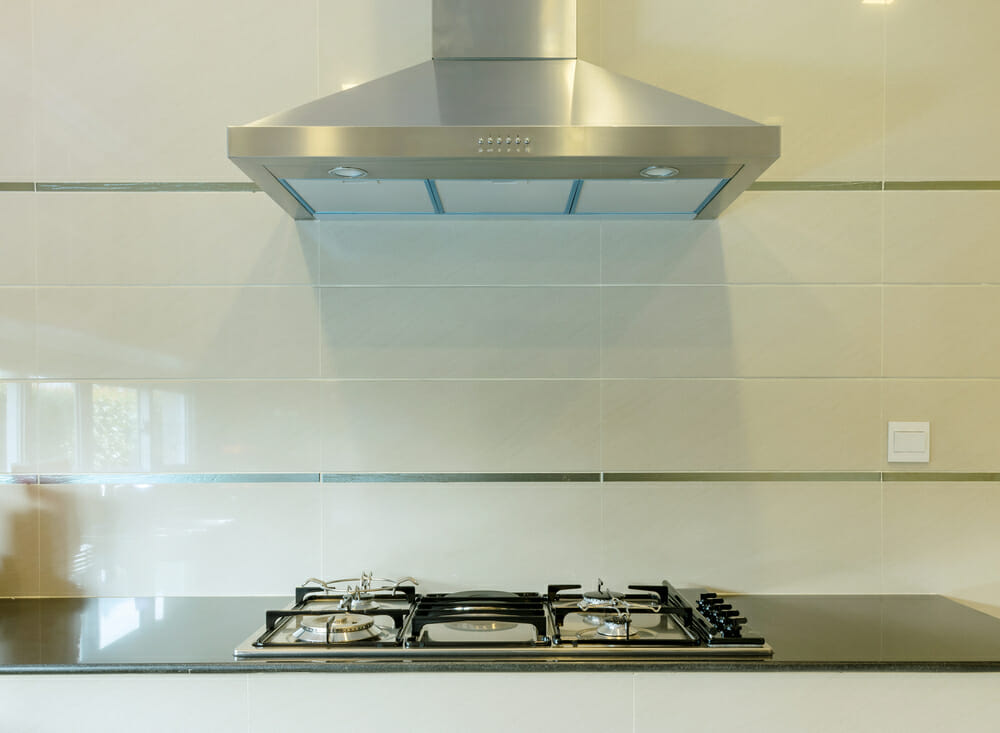 hood kitchen island with stove everything you need to know about range hoods modernize