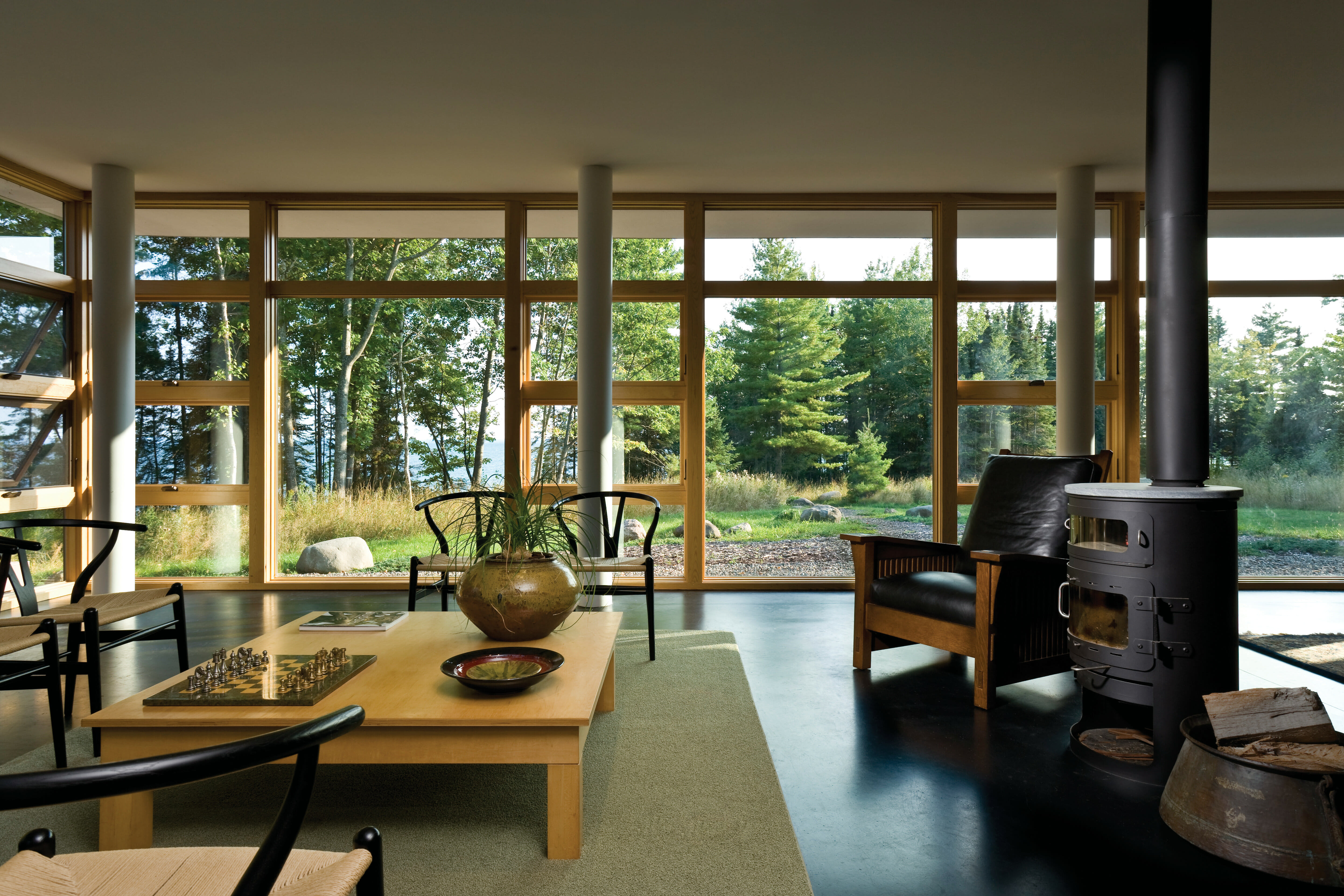 ScandinavianInspired Window Designs Modernize