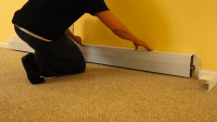 How to Replace a Baseboard Heater Cover