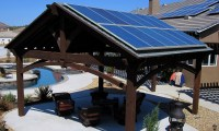 Where to Install SolarInstead of on the Roof - Modernize