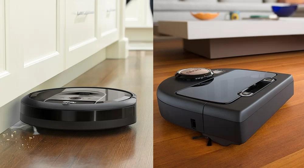 Neato vs Roomba