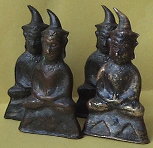 Cambodian Phra Ngan Demystified - Phra Ngan Male