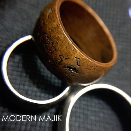 แหวนปลอกมีดนิ้วเพชรพระอิศวร หลวงปู่หมุน รุ่นเสาว์ห้าบูชาครู ปี 2543